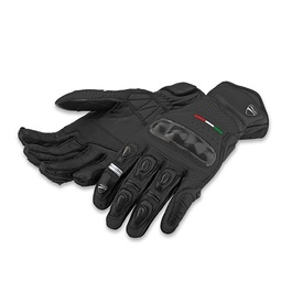 DUCATI Gloves Diavel C2 Black by Rev'it