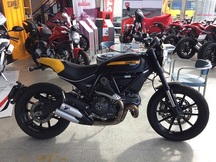 DUCATI Scrambler800 Full throttle