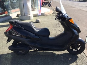 HONDA FORESIGHT EX