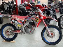 HONDA CRF250RE
